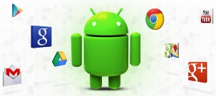 Android nutitelefonid ja tahvelarvutid