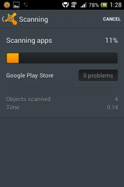 Android turvalisus