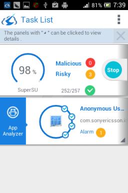 Android nutitelefonide turvalisus