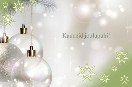 kauneid-joulupuhi
