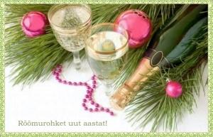 Uue aasta tervitus