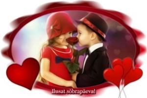 Armast sõbrapäeva