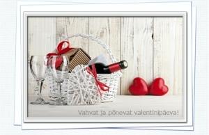 Valentinipäeva-e-kaart
