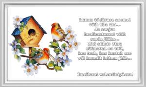 Valentinipaeva luuletused