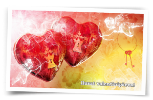 Valentinipäevaks mehele voi naisele