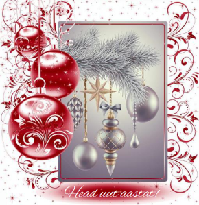 Ilusad uue aasta soovid