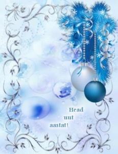 Uue aasta soovid