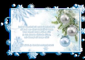Jõululuuletused ja salmid