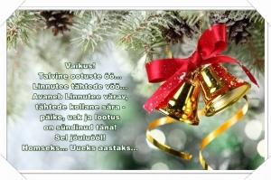 Luuletused jõuludeks