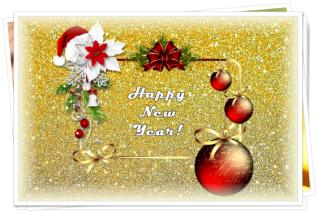 Head uut aastat inglise keeles